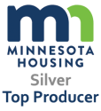 Minnesota Housing Silver Top Producer